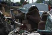 four including dead two injured in accident