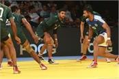 india  iran made the semi finals of kabaddi masters