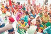 protest y rural labor union