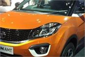 tata nexon amt option launched