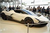india s first supercar shul present at the goodwood festival of speed