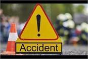truck car collision