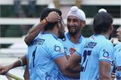 harinder singh will defend the title in the asian champions trophy