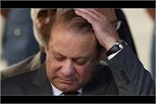 nawaz sharif and daughter will get bail or jail   will decide on monday