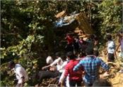 odisha truck ditch death
