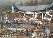 uttarakhand  school s building collapses