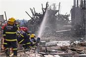 death toll from china chemical plant blast rises to 78