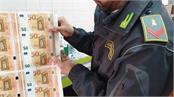 italy police arrest 36 million euros of fake currency  2 arrests