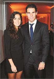 nadal maria wants to keep the wedding very personal