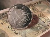 rupee opened 3 paise