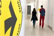 canada advance polls 4 million voters