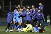 indian football team wins saf u 15 women  s championship