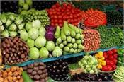 food inflation drops to 0 33 per cent on cheaper food items