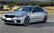 bmw m5 competition launched at rs 1 55 crore