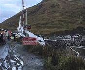 one dead in commuter plane crash on alaskan island