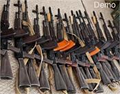 gurdaspur  punjab  terrorists  weapons