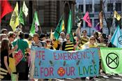 100 climate protesters arrested in australia