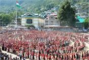4 000 women perform nati kullu dussehra