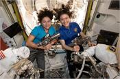 history will create space for only female travelers to spacewalk
