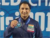 aamir khan wrestling guru kripashankar won bronze medal