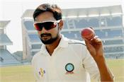 injured kuldeep ranchi out of test  this bowler has found a place