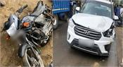 3 serious injuries in road accident