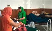 rupnagar  15 students health poor
