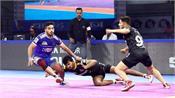 pro kabaddi league  haryana defeated telugu 52 32