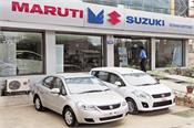 maruti suzuki may take a u turn in case of diesel car closure