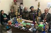 mota singh market  3rd hut  owner arrested