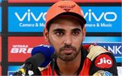 ipl 2019  after the loss of match  bhuvneshwar has made a big statement