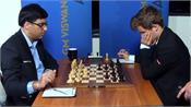anand played the draw with world champion carlsen