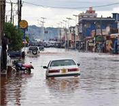 18 killed in uganda after heavy rains  flooding