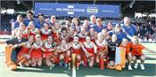 netherlands crowned first women s fih pro league champions beat australia