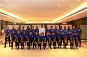 aiff to get international training to senior women national team
