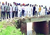 chandumajra  shiromani akali dal  flood victims  patiala