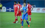north korea beat indian in intercontinental cup