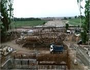 amritsar  kartarpur corridor  construction