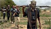 ten dead in attack by gunmen in nigeria  s village