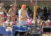 ips passing out parade amit shah incorporated