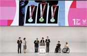 tokyo paralympic countdown begins  india  s target of double medal count