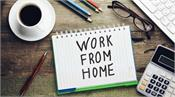 the tendency to work from home will be permanent