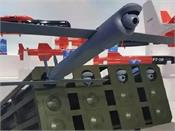 china  suicide drone army