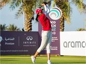 aditi is joint 30th at the andalusia open