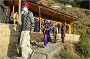 jammu and kashmir  voting first phase of ddc elections
