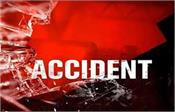 moga  truck  mother killed  daughter injured