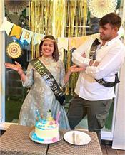 babita phogat picture baby shower ceremony