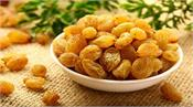 eat raisins in winter you will be amazed at the benefits to the body