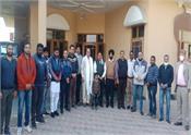 tanda urmar  bjp leader avinash rai khanna  workers