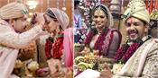 aditya narayan shweta agarwal marriage pics